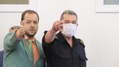 Комисар Николов не иска кимане от политици, а реална подкрепа за пожарната