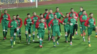 България излиза довечера да приземи звездна Хърватия