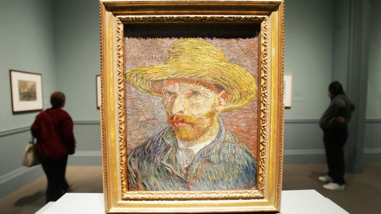 Продадоха картина на Ван Гог за 81,3 млн. долара