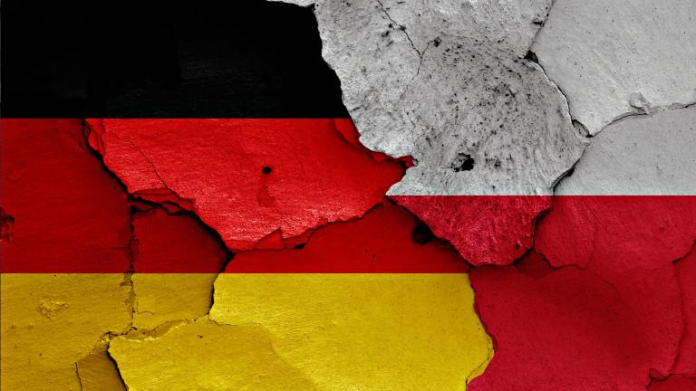 Мнозинството полски граждани вярват, че Германия повече не представлява военна
