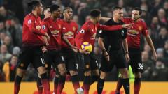 Лазаретът на Манчестър Юнайтед препълнен преди дербито с Ливърпул