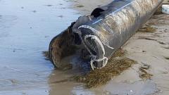 Страх от екокатастрофа в Созопол - морето изхвърли тръбата за мръсните води