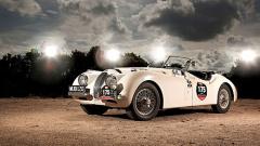 Jaguar празнува 60 години на модела XK