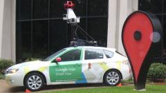 Градът, в който колите на Google събират данни за замърсяването на въздуха