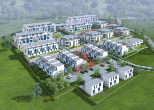 """Завърши изграждането на първия етап от жилищния комплекс """"Sofia_sky"""""""