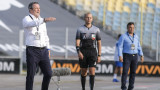 Славиша Стоянович с две колебания за състава на Левски срещу Етър