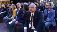 Министър Кралев се включи в гала церемония по връчването на наградите за спорт на Европейската комисия