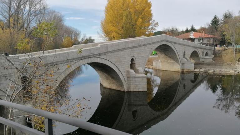 Жители на Невестино искат Кадин мост да бъде достъпен и за коли и автобуси
