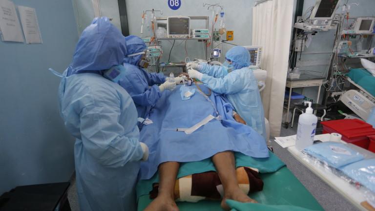Вече над 2 млн. починали по света от началото на COVID-19 пандемията