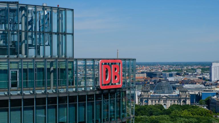 Държавната Deutsche Bahn e новият собственик на Вагоноремонтния завод в Карлово