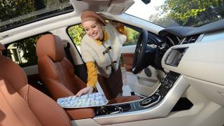 Съпругата на Гергов новото лице на Range Rover