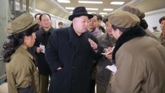 КНДР е готова за война, обяви Ким Чен-ун в новогодишното си слово