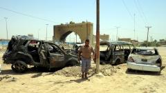 Взривове разтърсиха Багдад, има ранени
