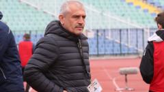 Благомир Митрев: Изпълнихме голямата си цел