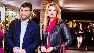 Тодор Славков се появи дискретно на ревю на Жени Живкова (СНИМКИ)