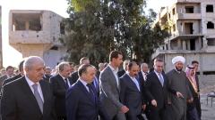 Асад обвини САЩ за провала на споразумението за примирие
