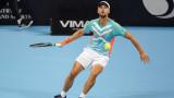 Димитър Кузманов разгроми шампиона на Sofia Open 2018