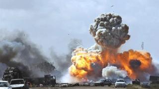 ЦРУ подпуква с дронове ДАЕШ и Ал Кайда в Либия