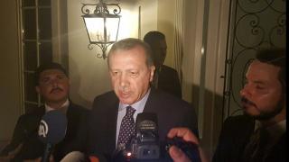 Ердоган призова САЩ да екстрадират Гюлен