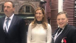 Ангелкова отчете над 19 хил. руски туристи през декември и януари