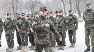 Ямболският гарнизон обявява прием на кандидати за войници