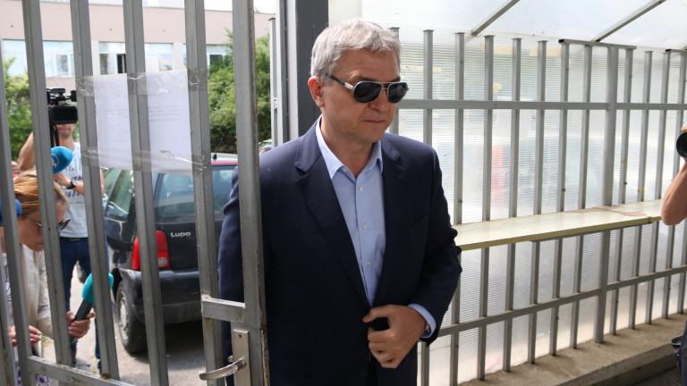 Пламен Бобоков се яви на разпит в Следствието