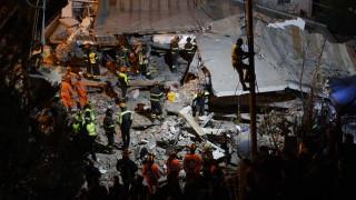 Броят на загиналите при земетресението в Албания продължава да расте