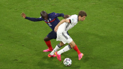 Франция - Германия 1:0, автогол на Матс Хумелс