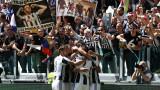 Ювентус е шампион на Италия!