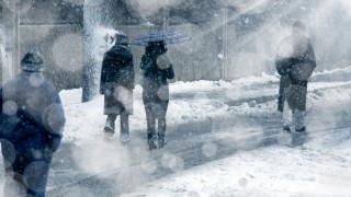 Къде можеш да не отидеш на работа заради снега, но ще ти платят