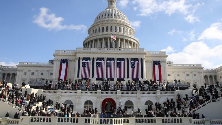 Инаугурацията на Байдън гледана от повече зрители от тази на Тръмп