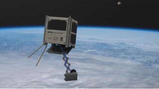Дървеният сателит, който ще полети в Космоса