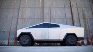 Нетърпелив босненски фен на Tesla си направи... Cybertruck