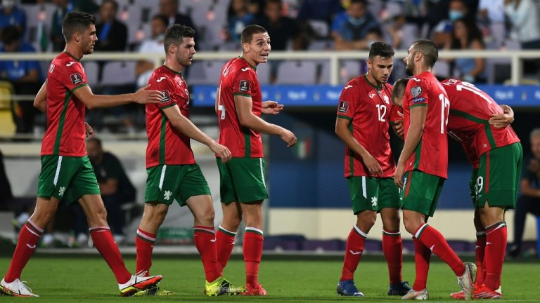 Италия - България, второто полувреме домакините нямат големи шансове