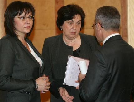 Лют скандал в ТВ ефир между шефката на Сметната палата и Менда Стоянова