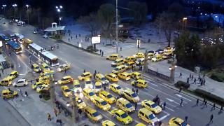 Представлението на такситата