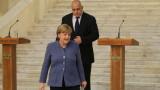 Канцлерът на Германия подкрепи България за Шенген