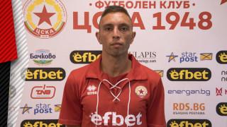 Локомотив (София) е в напреднали преговори с Мариян Огнянов