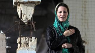 Дъщерята на Кадафи поиска копие от смъртния му акт