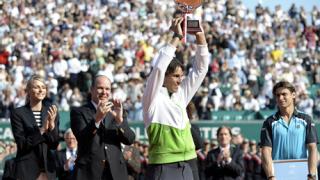 Надал ще бъде знаменосец на Испания на Игрите в Лондон