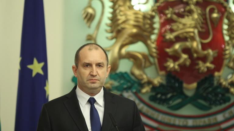 Санкциите вредят и на Русия, и на ЕС, убеден Румен Радев