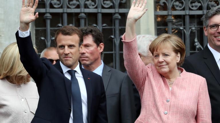 Меркел: Европа не може повече да разчита на защитата на САЩ