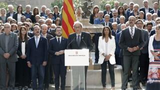 Ние ще победим, надъхват се каталунците 2 г. след референдума