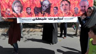 Иран отбеляза антиционисткия празник