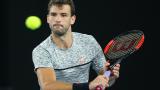 Спектакълът Григор Димитров - Рафаел Надал от Australian Open е №2 за годината