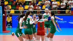Волейболните ни отбори играят за местата от 5 до 8 на олимпийския  фестивал в Баку