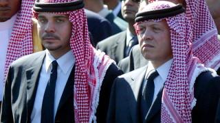 Йорданският принц Хамза се закани да не се подчини на заповедите на армията