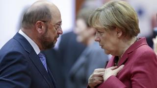 Социалдемократите дишат във врата на консерваторите на Меркел