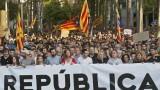 700 000 каталунци на протест срещу полицейското насилие