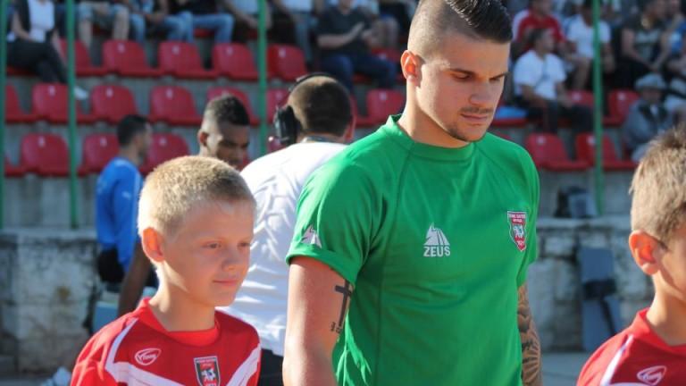 Ботев (Враца) ще атакува елита с голмайстора на Трета лига